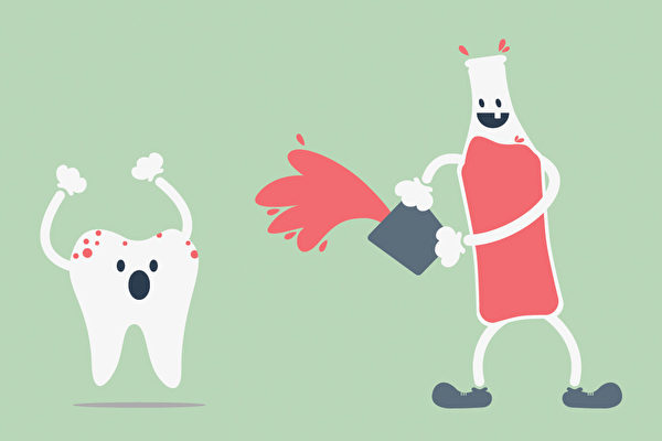 咖啡戒不掉 牙齒越喝越黃?