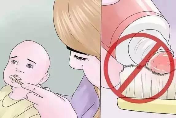 鼓勵寶寶自己刷牙